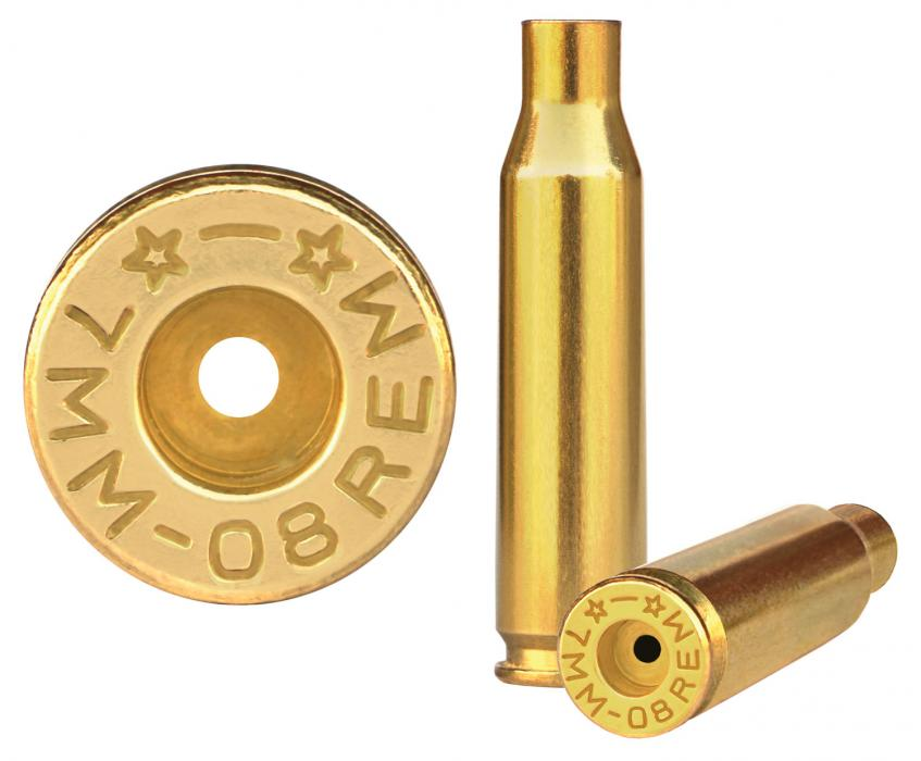 Starline Brass Star7mm08eup Unprimed Cases 7mm-08