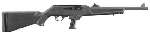 """Ruger PC Carbine 9mm Luger 16.12"""""""