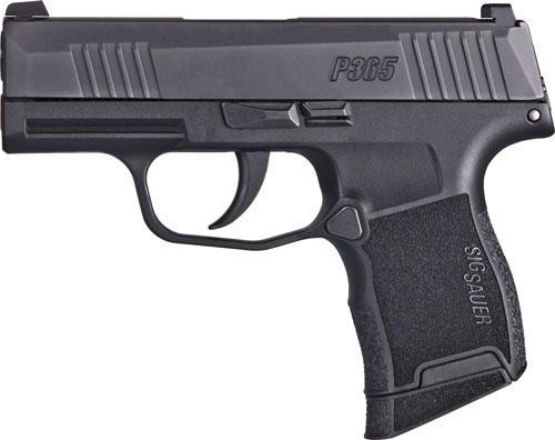 Sig Sauer P365 Semiauto Pistol, Black