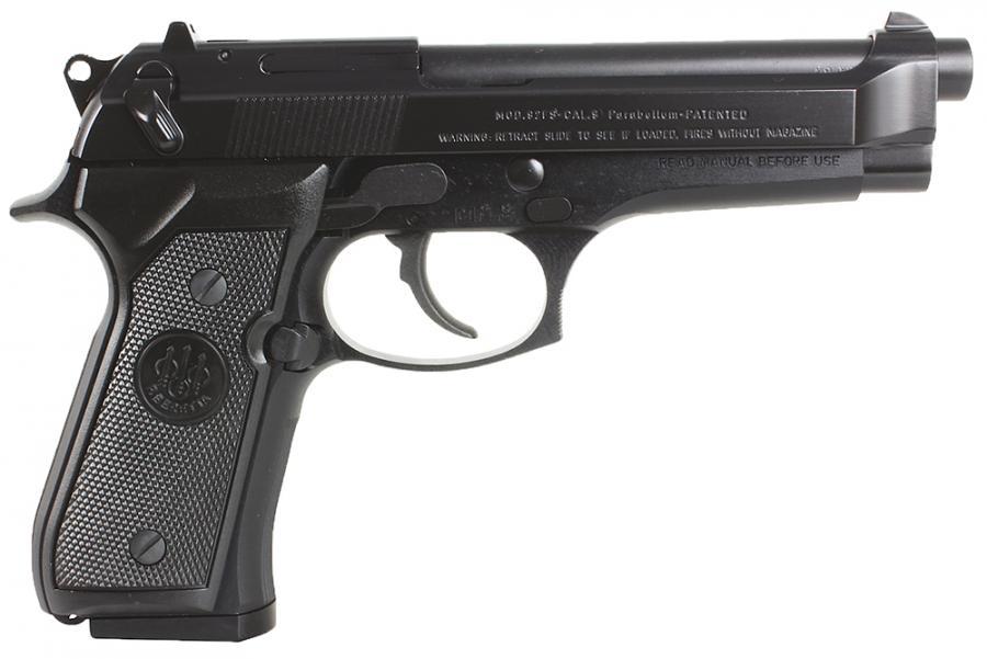 "Beretta 92 FS Italy 9mm 4.9"""