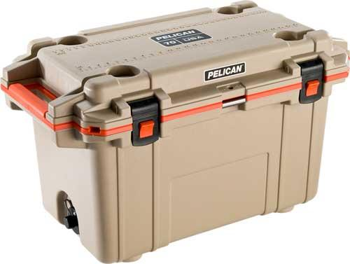 Pelican Im 70qt Elite Cooler Tan