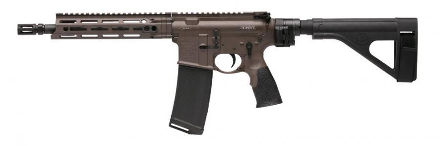 V7 Pist 5.56mm Milspec+ Ltac