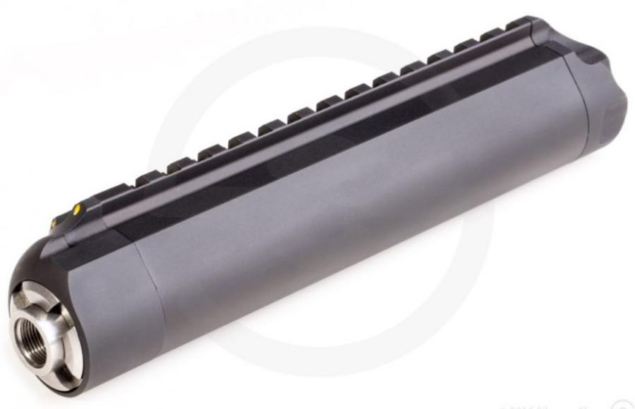 "ALD 9MM Suppressor 1/2"" X 28"