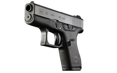 "Glock G42 380 ACP 3.25"" 6+1"