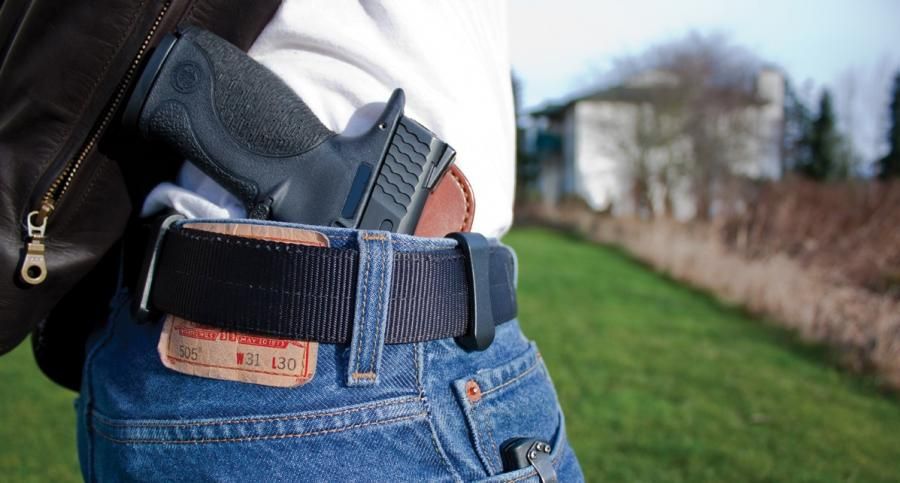 MAR 3rd  - 10am-2pm~~ Concealed Permit