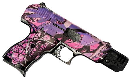 Hi-point Cf380 380acp Compensated Pinkcamo