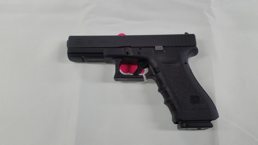 Used Glock 22 .40s&w
