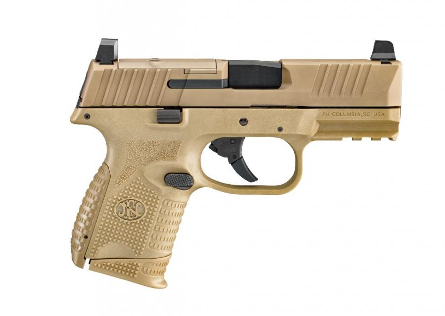 Fn 509 Compact Mrd 9mm Luger