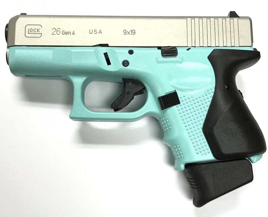 Glock Inc 26 Gen4 9mm 10rd