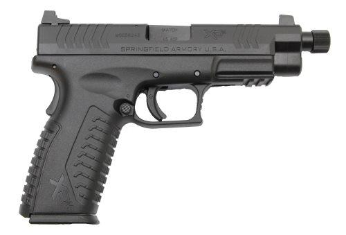 Xdm 45acp Blk 4.5 13+1 Thread