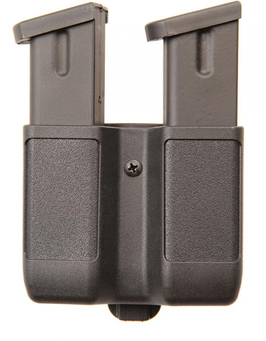 Blackhawk Double Magazine Case Black Metal