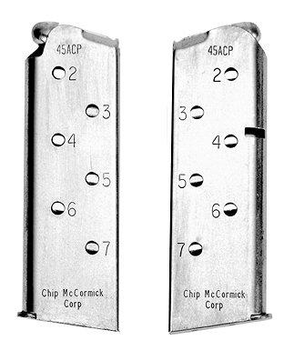 Chip Mccormick Custom Officer 45 ACP
