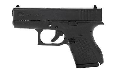 Glock 43 9mm 6rd W/laser+holster