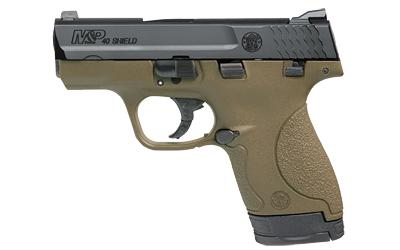 "S&w Shield 40sw 3.1"" Fde 6&7rd"