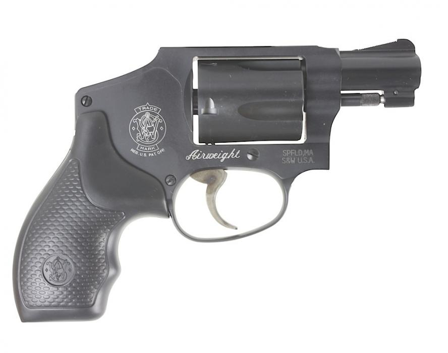 Smith & Wesson 442 .38spl DAO
