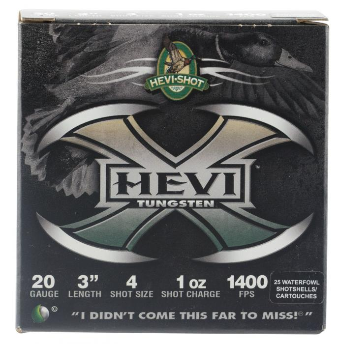 Hevishot 52304 Hevi-x Waterfowl 20 Gauge