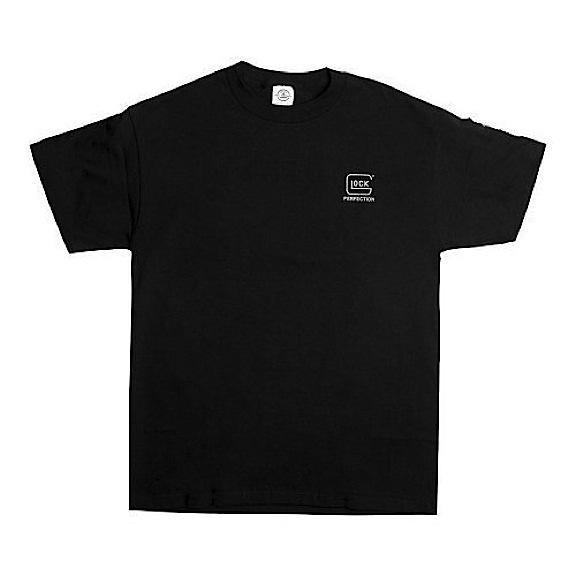 Glock T Shirtt Short Sleeve Black