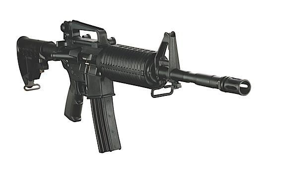 Dpms AP4 Ar-15 Carbine SA 223/5.56
