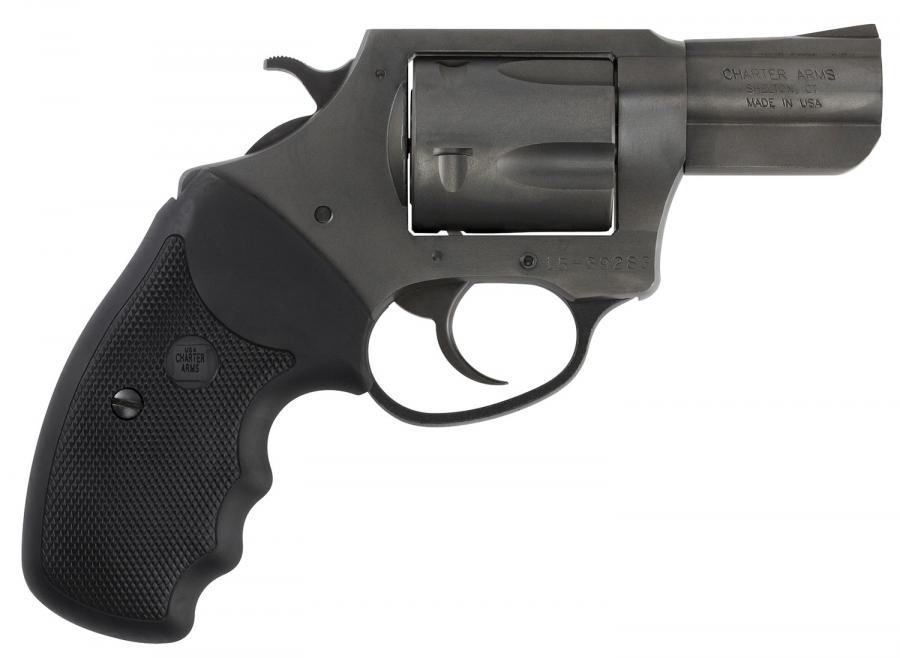 "Charter Arms Bulldog 44spl 2.5"" 5rdn"