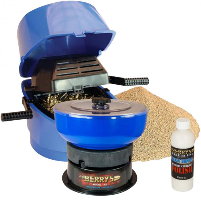 Berrys 95454 400 Tumbler/rotary Sifter KIT
