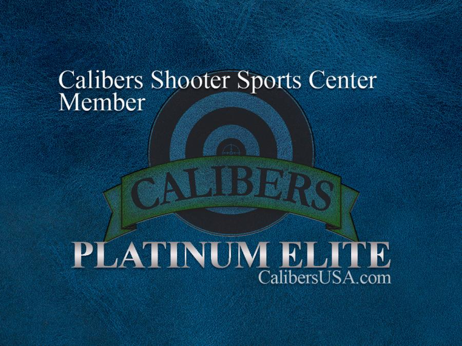 Calibers Platinum Elite Membership
