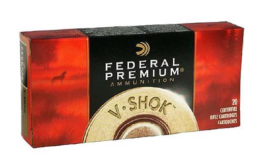 Federal Premium Vital Shok 30-06 Springfield