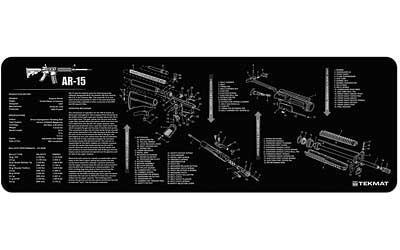 Beck Tek Rifle Mat Ar15 Blk