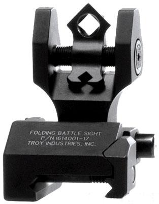 Troy Battle Sight Rear Di-optic Aperture