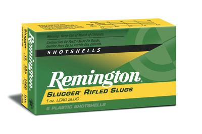 Remington Slugger Rifled Slugs 12 ga