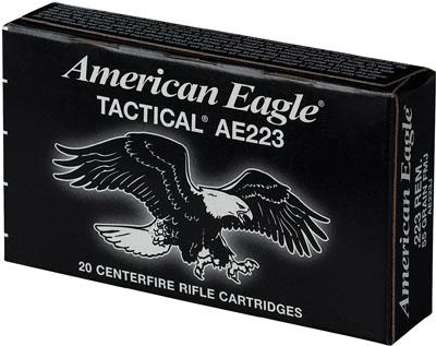 Federal AE 223 Remington Boat Tail