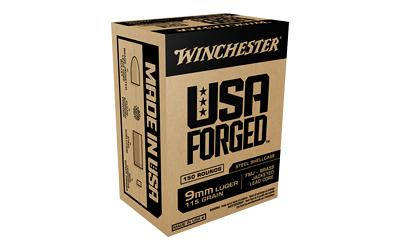 Win Usa Frgd 9mm 115gr Fmj