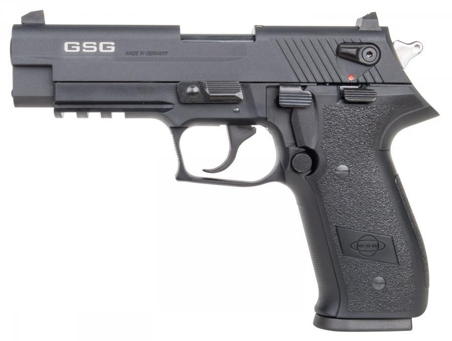 GSG G2210ff Firefly 22lr 4IN BLK