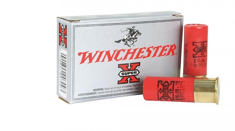 Winchester Super X Buckshot 12 ga