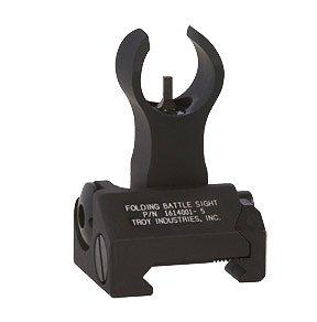 Troy Front Folding Sight Black