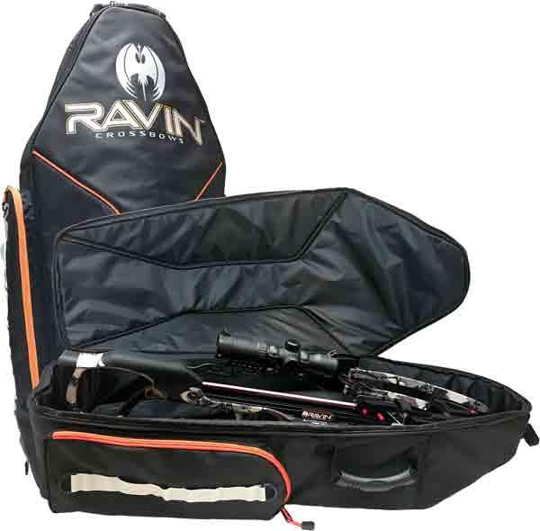 Ravin Xbow Soft Case W/back-