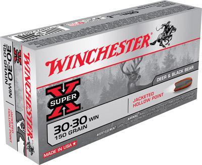 Winchester Ammo Super X 30-30 Win