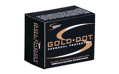 Spr Gold Dot 357 125gr Gdhp
