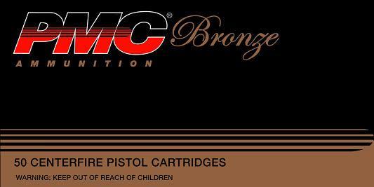 PMC Bronze 50 BMG Full Metal