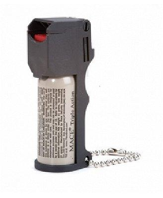Mace Triple Action Pepper Spray Contains