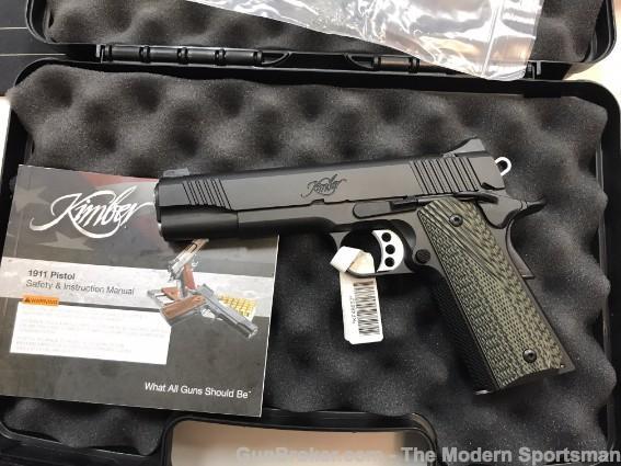 Custom TLE II 10mm Pistol