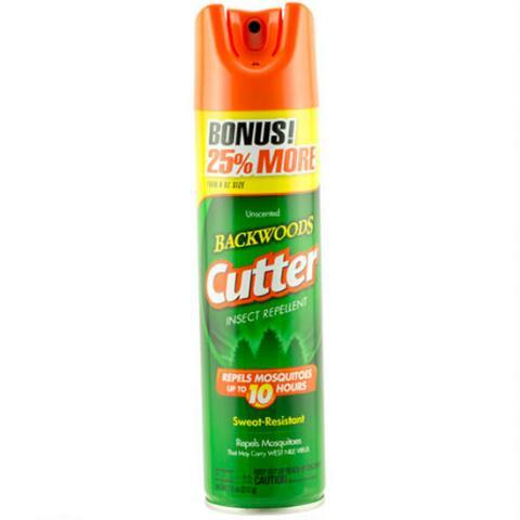 Cutter 53656 Backwoods Unscented 7.5oz