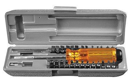 Wheeler Space Saver Screwdriver Set
