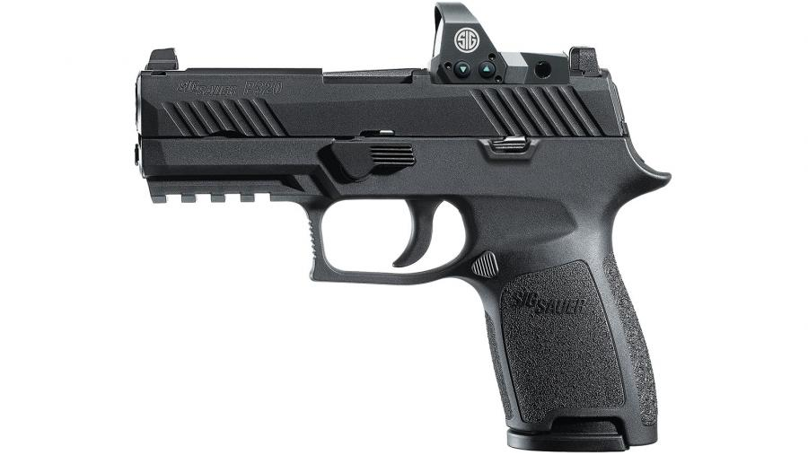 Sig P320c Compact RX 9mm 3.9""