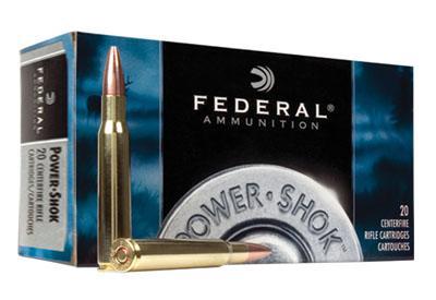 Federal Power-shok 7mm Winchester Short Mag