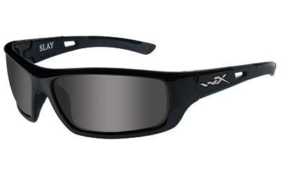Wiley X Slay Plrzd Smoke Grey
