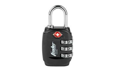 Fsdc 3-dial Tsa Combo Shackle Lock