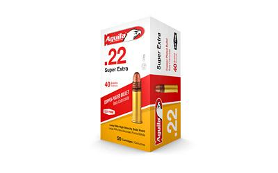 Aga 22lr 40gr Hv Sp 50ct/box