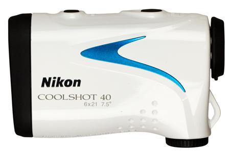 NIK 16201 Coolshot 40 Golf Rangefindr