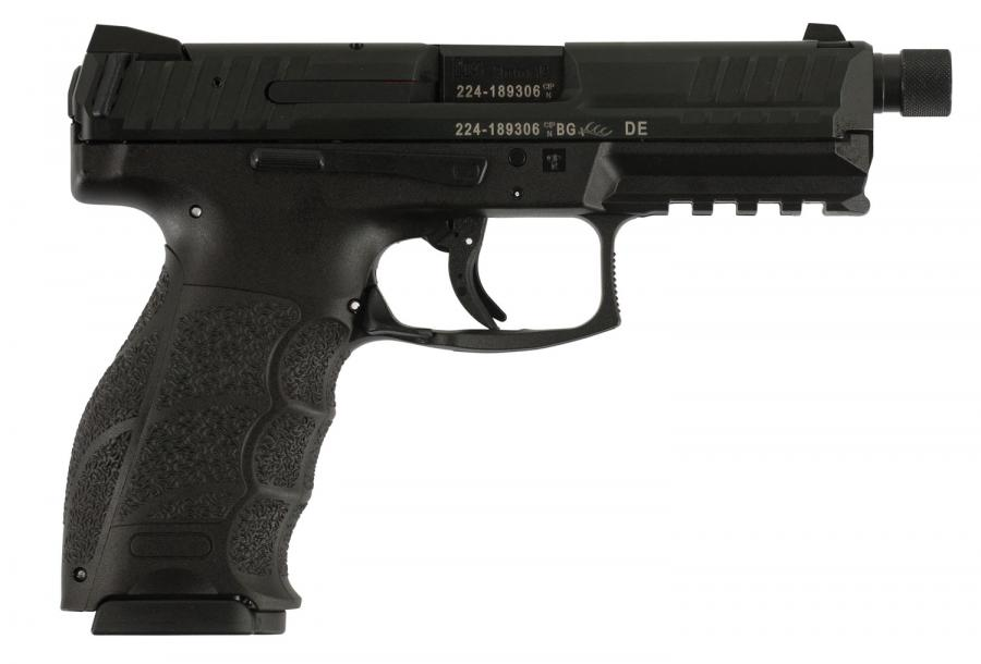 HK VP9 Tactical 9mm Threaded 15rd