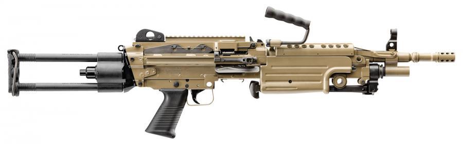 FN 56502 M249s 5.56 16.1 Para